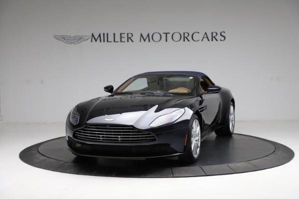 New 2021 Aston Martin DB11 Volante for sale $265,186 at Alfa Romeo of Westport in Westport CT 06880 25