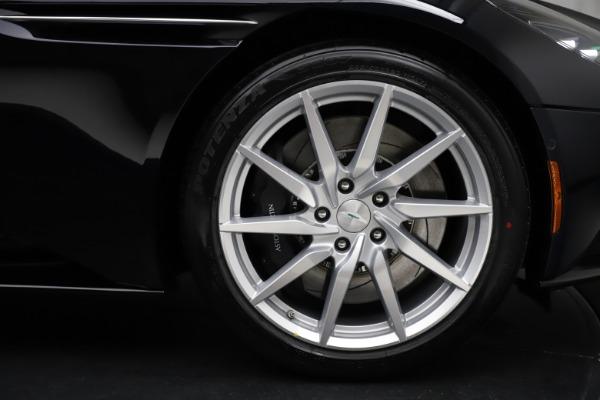 New 2021 Aston Martin DB11 Volante for sale $265,186 at Alfa Romeo of Westport in Westport CT 06880 26