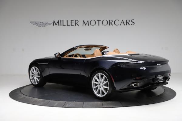 New 2021 Aston Martin DB11 Volante for sale $265,186 at Alfa Romeo of Westport in Westport CT 06880 3