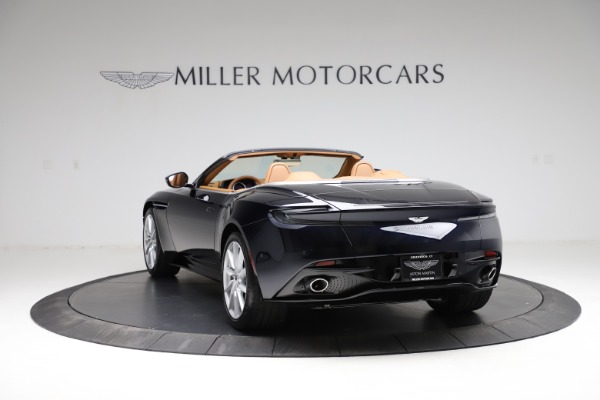 New 2021 Aston Martin DB11 Volante for sale $265,186 at Alfa Romeo of Westport in Westport CT 06880 4
