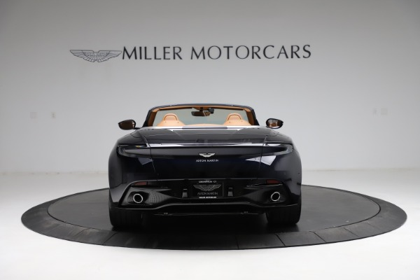 New 2021 Aston Martin DB11 Volante for sale $265,186 at Alfa Romeo of Westport in Westport CT 06880 5