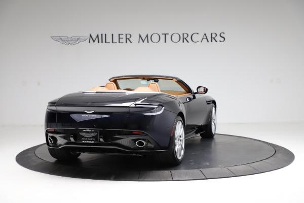 New 2021 Aston Martin DB11 Volante for sale $265,186 at Alfa Romeo of Westport in Westport CT 06880 6