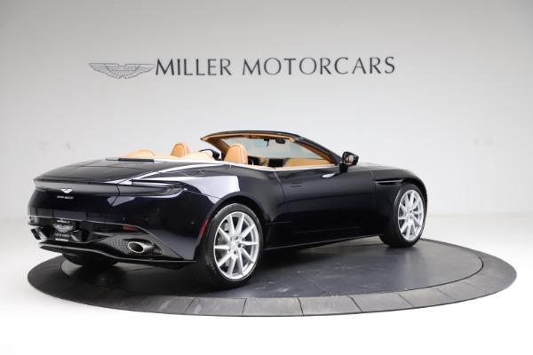 New 2021 Aston Martin DB11 Volante for sale $265,186 at Alfa Romeo of Westport in Westport CT 06880 7