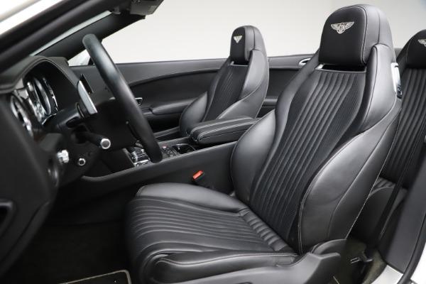 Used 2016 Bentley Continental GT V8 for sale $149,900 at Alfa Romeo of Westport in Westport CT 06880 27