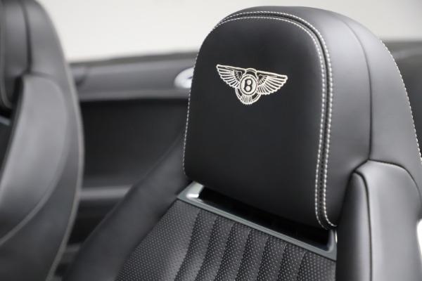 Used 2016 Bentley Continental GT V8 for sale $149,900 at Alfa Romeo of Westport in Westport CT 06880 28