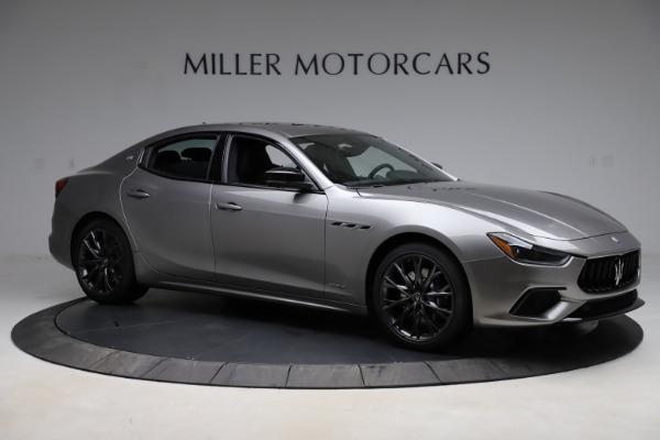 New 2021 Maserati Ghibli S Q4 GranSport for sale $98,125 at Alfa Romeo of Westport in Westport CT 06880 10