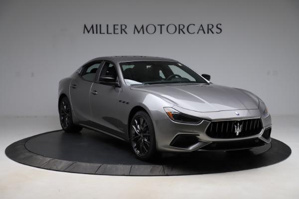 New 2021 Maserati Ghibli S Q4 GranSport for sale $98,125 at Alfa Romeo of Westport in Westport CT 06880 11