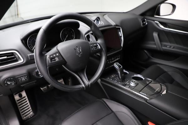 New 2021 Maserati Ghibli S Q4 GranSport for sale $98,125 at Alfa Romeo of Westport in Westport CT 06880 13