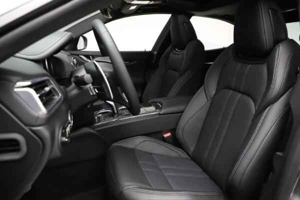 New 2021 Maserati Ghibli S Q4 GranSport for sale $98,125 at Alfa Romeo of Westport in Westport CT 06880 15