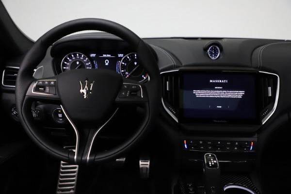 New 2021 Maserati Ghibli S Q4 GranSport for sale $98,125 at Alfa Romeo of Westport in Westport CT 06880 16