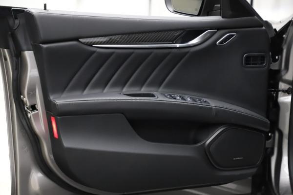 New 2021 Maserati Ghibli S Q4 GranSport for sale $98,125 at Alfa Romeo of Westport in Westport CT 06880 17
