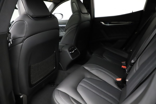 New 2021 Maserati Ghibli S Q4 GranSport for sale $98,125 at Alfa Romeo of Westport in Westport CT 06880 18