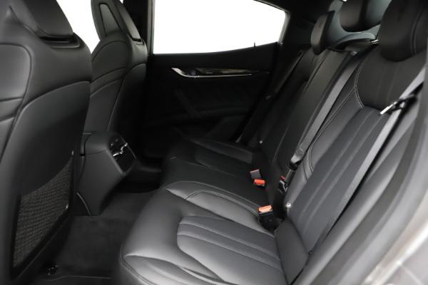 New 2021 Maserati Ghibli S Q4 GranSport for sale $98,125 at Alfa Romeo of Westport in Westport CT 06880 19
