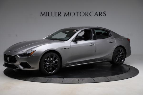 New 2021 Maserati Ghibli S Q4 GranSport for sale $98,125 at Alfa Romeo of Westport in Westport CT 06880 2