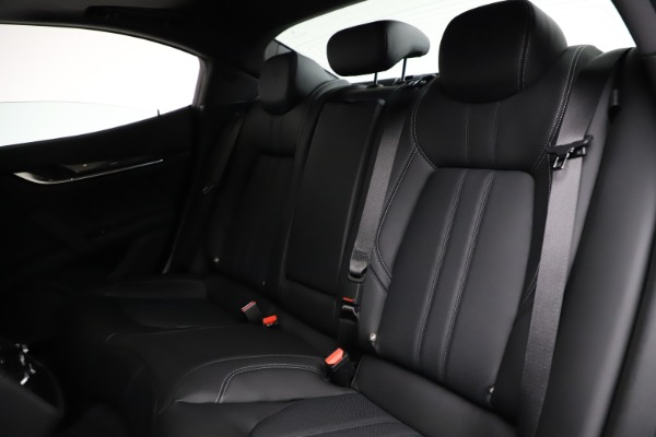 New 2021 Maserati Ghibli S Q4 GranSport for sale $98,125 at Alfa Romeo of Westport in Westport CT 06880 20