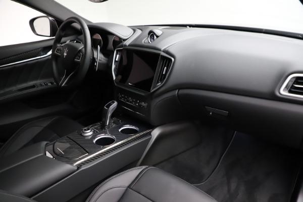 New 2021 Maserati Ghibli S Q4 GranSport for sale $98,125 at Alfa Romeo of Westport in Westport CT 06880 22