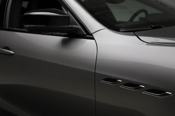 New 2021 Maserati Ghibli S Q4 GranSport for sale $98,125 at Alfa Romeo of Westport in Westport CT 06880 26