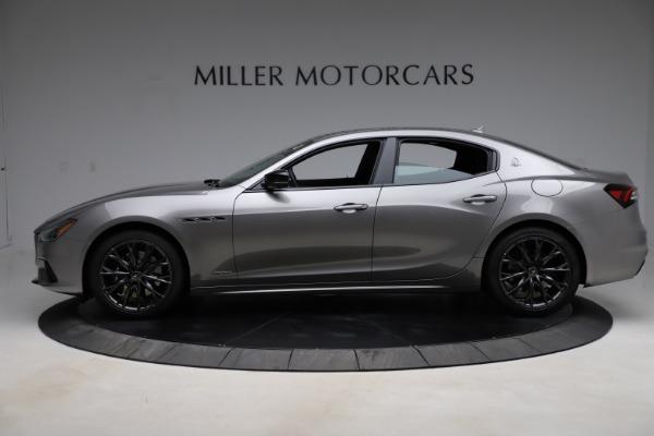 New 2021 Maserati Ghibli S Q4 GranSport for sale $98,125 at Alfa Romeo of Westport in Westport CT 06880 3