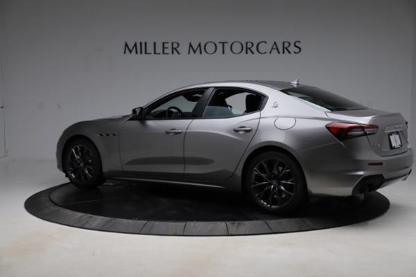 New 2021 Maserati Ghibli S Q4 GranSport for sale $98,125 at Alfa Romeo of Westport in Westport CT 06880 4