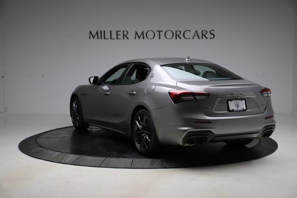 New 2021 Maserati Ghibli S Q4 GranSport for sale $98,125 at Alfa Romeo of Westport in Westport CT 06880 5