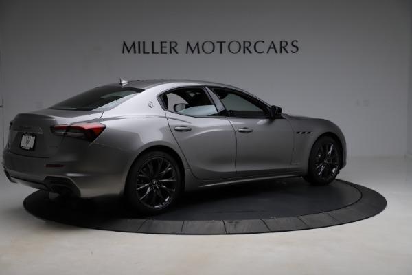 New 2021 Maserati Ghibli S Q4 GranSport for sale $98,125 at Alfa Romeo of Westport in Westport CT 06880 8