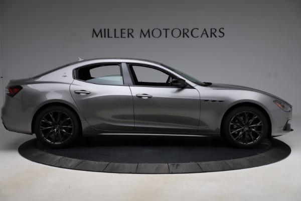 New 2021 Maserati Ghibli S Q4 GranSport for sale $98,125 at Alfa Romeo of Westport in Westport CT 06880 9