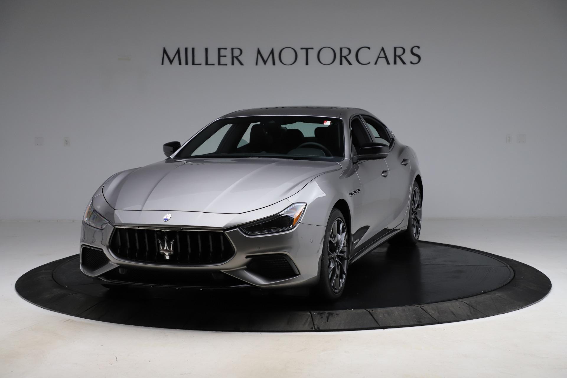 New 2021 Maserati Ghibli S Q4 GranSport for sale $98,125 at Alfa Romeo of Westport in Westport CT 06880 1