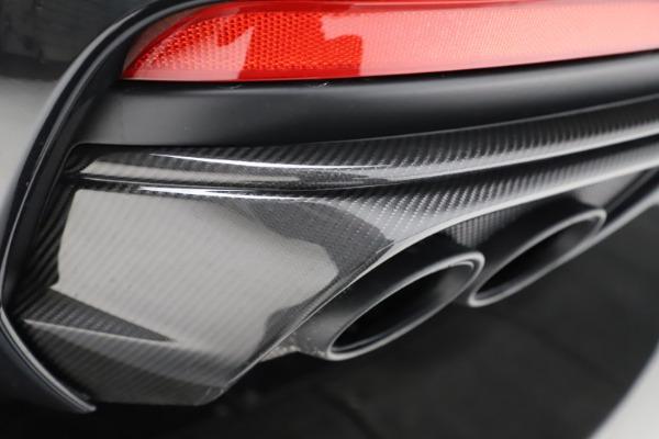 New 2021 Maserati Levante Trofeo for sale $155,035 at Alfa Romeo of Westport in Westport CT 06880 21