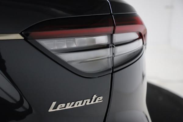 New 2021 Maserati Levante Trofeo for sale $155,035 at Alfa Romeo of Westport in Westport CT 06880 23