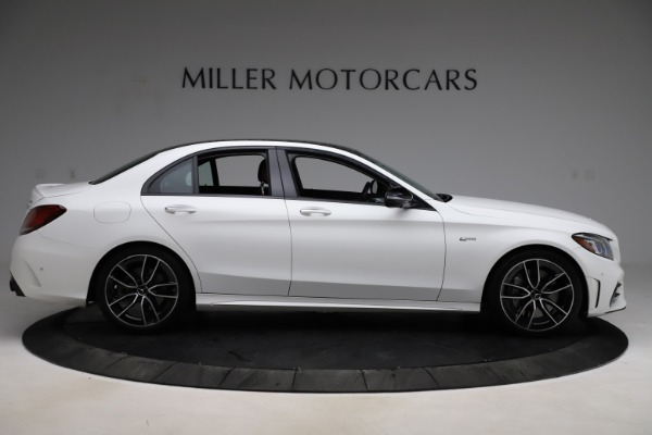 Used 2019 Mercedes-Benz C-Class AMG C 43 for sale $51,900 at Alfa Romeo of Westport in Westport CT 06880 10