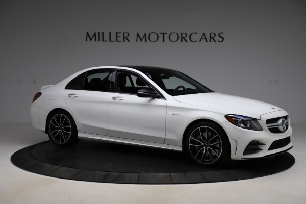 Used 2019 Mercedes-Benz C-Class AMG C 43 for sale $51,900 at Alfa Romeo of Westport in Westport CT 06880 11