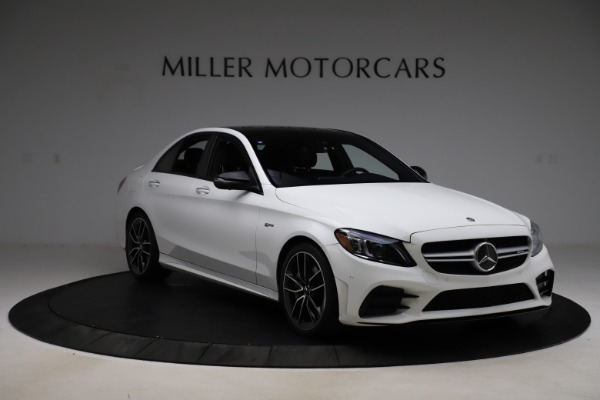 Used 2019 Mercedes-Benz C-Class AMG C 43 for sale $51,900 at Alfa Romeo of Westport in Westport CT 06880 12