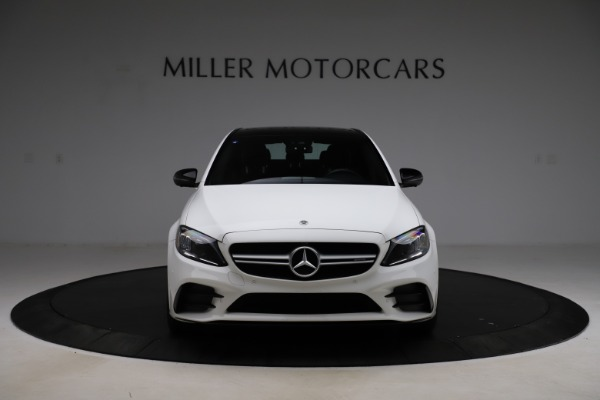 Used 2019 Mercedes-Benz C-Class AMG C 43 for sale $51,900 at Alfa Romeo of Westport in Westport CT 06880 13