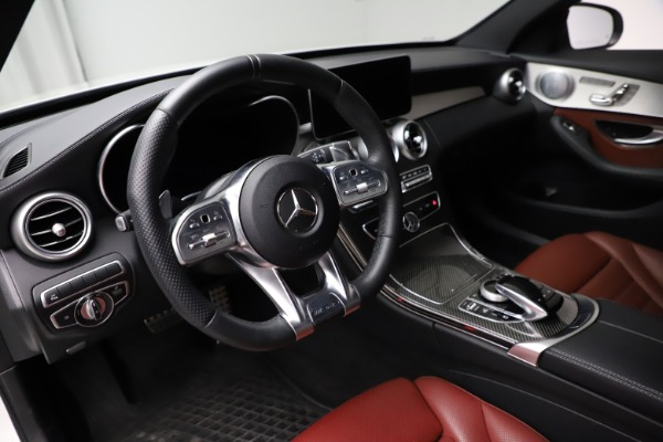 Used 2019 Mercedes-Benz C-Class AMG C 43 for sale $51,900 at Alfa Romeo of Westport in Westport CT 06880 14