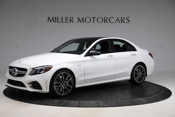 Used 2019 Mercedes-Benz C-Class AMG C 43 for sale $51,900 at Alfa Romeo of Westport in Westport CT 06880 2