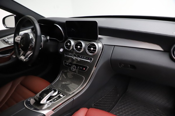 Used 2019 Mercedes-Benz C-Class AMG C 43 for sale $51,900 at Alfa Romeo of Westport in Westport CT 06880 22