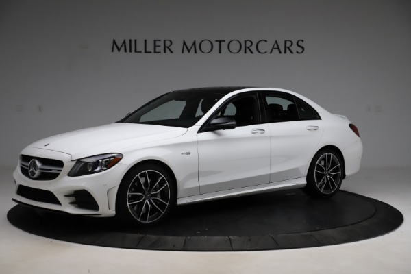 Used 2019 Mercedes-Benz C-Class AMG C 43 for sale $51,900 at Alfa Romeo of Westport in Westport CT 06880 3