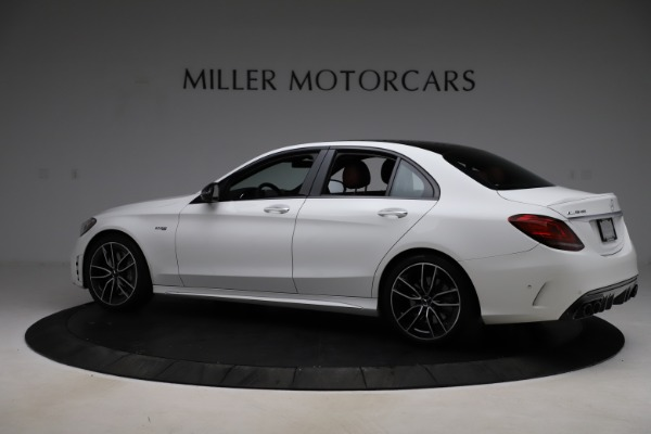 Used 2019 Mercedes-Benz C-Class AMG C 43 for sale $51,900 at Alfa Romeo of Westport in Westport CT 06880 5