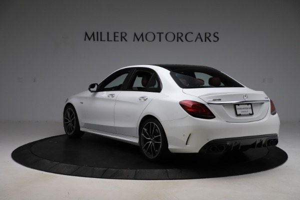 Used 2019 Mercedes-Benz C-Class AMG C 43 for sale $51,900 at Alfa Romeo of Westport in Westport CT 06880 6