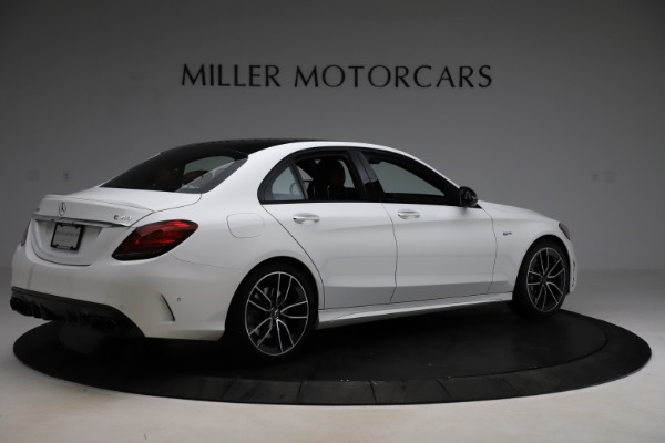 Used 2019 Mercedes-Benz C-Class AMG C 43 for sale $51,900 at Alfa Romeo of Westport in Westport CT 06880 9