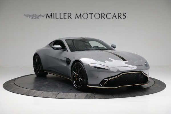 Used 2019 Aston Martin Vantage Coupe for sale $129,900 at Alfa Romeo of Westport in Westport CT 06880 10
