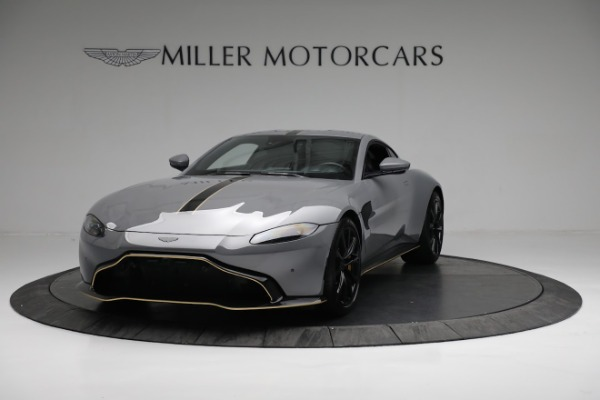 Used 2019 Aston Martin Vantage Coupe for sale $129,900 at Alfa Romeo of Westport in Westport CT 06880 12