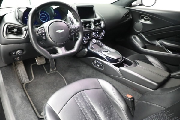 Used 2019 Aston Martin Vantage Coupe for sale $129,900 at Alfa Romeo of Westport in Westport CT 06880 13