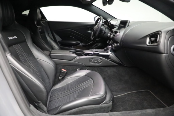 Used 2019 Aston Martin Vantage Coupe for sale $129,900 at Alfa Romeo of Westport in Westport CT 06880 17