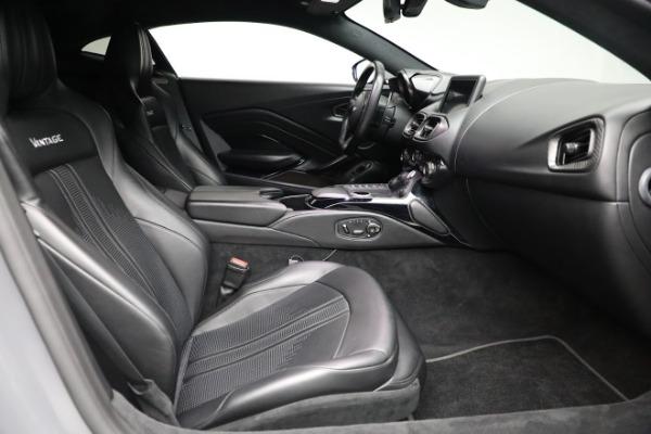 Used 2019 Aston Martin Vantage for sale $129,900 at Alfa Romeo of Westport in Westport CT 06880 17