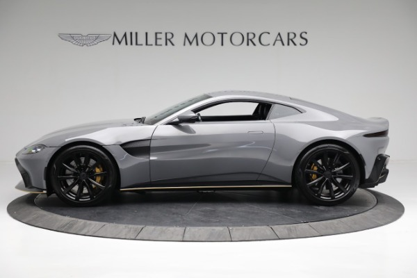 Used 2019 Aston Martin Vantage Coupe for sale $129,900 at Alfa Romeo of Westport in Westport CT 06880 2