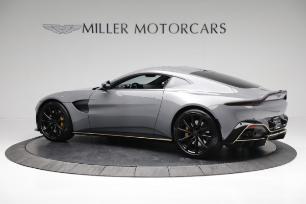 Used 2019 Aston Martin Vantage Coupe for sale $129,900 at Alfa Romeo of Westport in Westport CT 06880 3