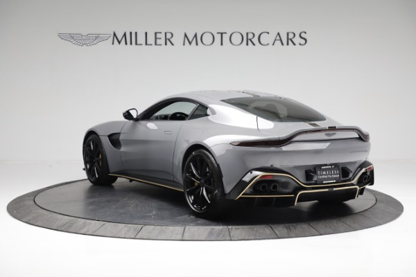 Used 2019 Aston Martin Vantage Coupe for sale $129,900 at Alfa Romeo of Westport in Westport CT 06880 4