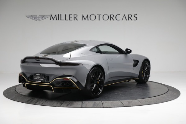 Used 2019 Aston Martin Vantage Coupe for sale $129,900 at Alfa Romeo of Westport in Westport CT 06880 6