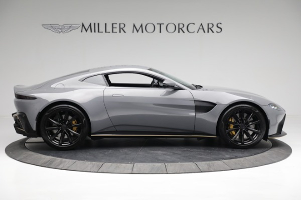 Used 2019 Aston Martin Vantage Coupe for sale $129,900 at Alfa Romeo of Westport in Westport CT 06880 8